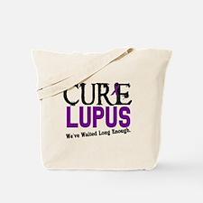 CURE Lupus 3 Tote Bag