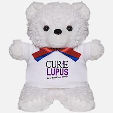 CURE Lupus 3 Teddy Bear