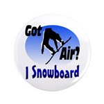 "I Snowboard 3.5"" Button"