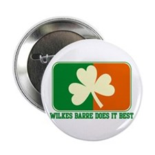 """Luck of The Irish 2.25"""" Button (100 pack)"""