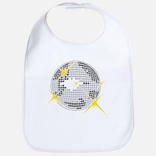 Disco Ball Bib