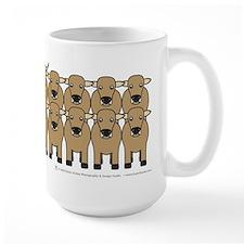 ACD and Cattle Mug