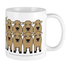 ACD and Cattle Coffee Mug