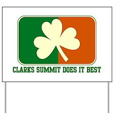 Luck of the Irish Yard Sign