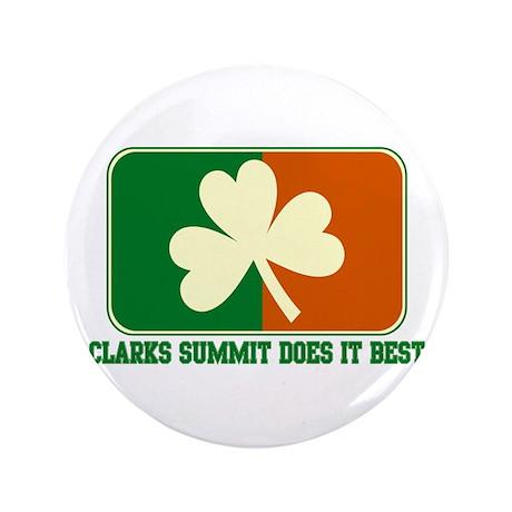 "Luck of The Irish 3.5"" Button"