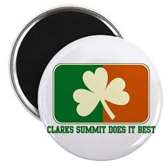"Luck of The Irish 2.25"" Magnet (10 pack)"