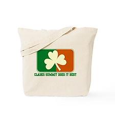 Luck of The Irish Tote Bag
