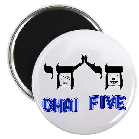 Chai Five Magnet