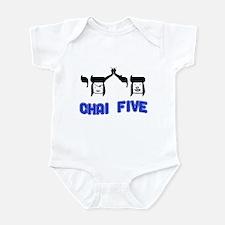 Chai Five Infant Bodysuit