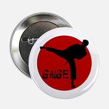 "Gaige Martial Arts 2.25"" Button"