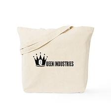 Queen Industries Tote Bag