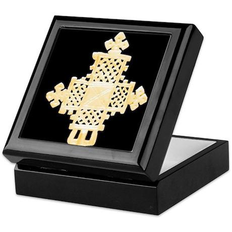 Religious Design Keepsake Box