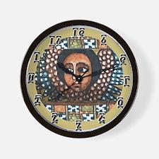 Ethiopian design Wall Clock