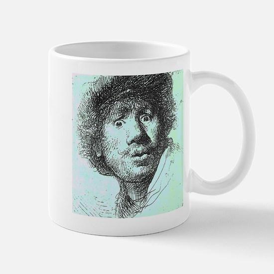 Rembrandt Mug