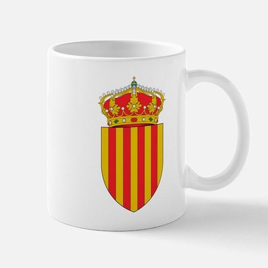 Unique Catalunya Mug