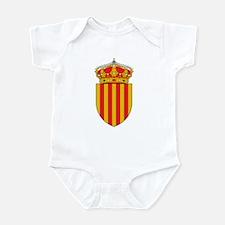 Funny Region Infant Bodysuit