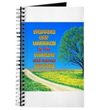 Narrow Minded Journal