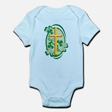 Irish Cross Infant Bodysuit
