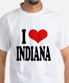 I Love Indiana Shirt