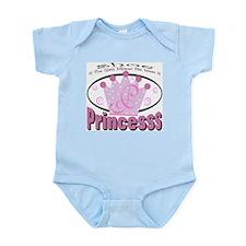 Glass Slipper Infant Bodysuit