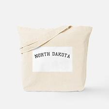 North Dakota Tote Bag