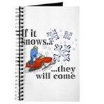 If It Snows Journal