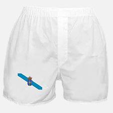 Unique Nations Boxer Shorts