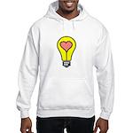 THINK LOVE Hooded Sweatshirt
