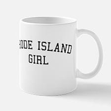 Rhode Island Girl Mug