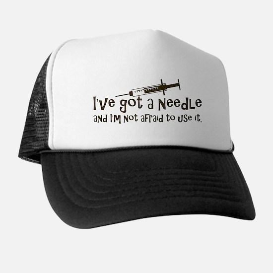 Nurse & Diabetes Trucker Hat