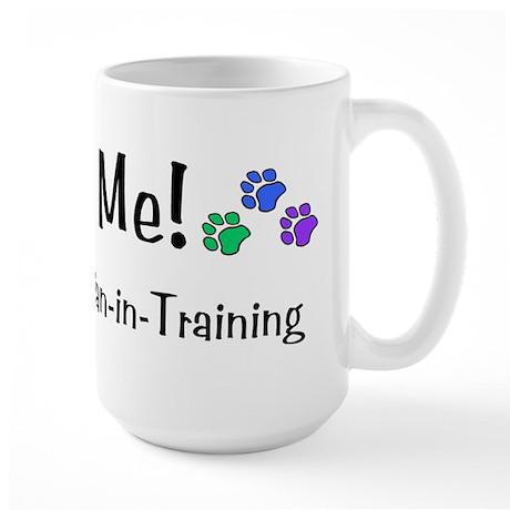 Large Mug - Veterinarian-in-Training