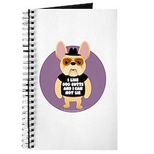 DOG BUTTS Fr. Bulldog Journal