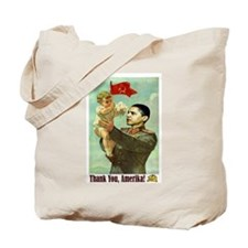 Unique Anti communism Tote Bag