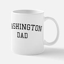 Washington Dad Mug