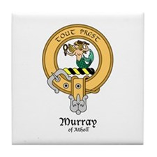 Murray of Atholl Tile Coaster
