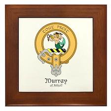 Murray of Atholl Framed Tile