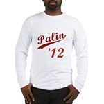 Classic Palin 2012 Long Sleeve T-Shirt
