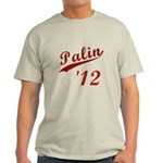 Classic Palin 2012 Mens Light T-Shirt