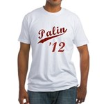 Classic Palin 2012 Fitted T-Shirt