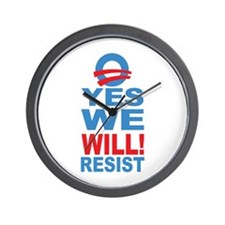 Anti Obama Wall Clock