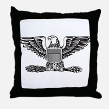 Colonel Throw Pillow