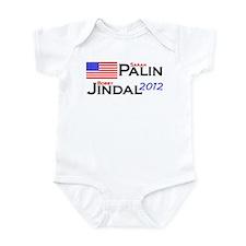Palin - Jindal #1 Infant Bodysuit