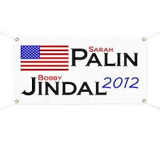 Palin - Jindal #1 Banner