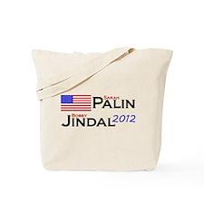 Palin - Jindal #1 Tote Bag