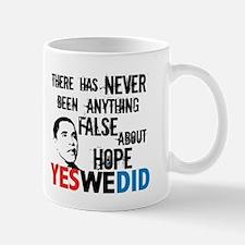Obama Hope Mug