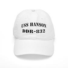 USS HANSON Baseball Cap