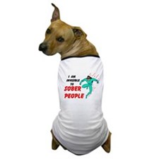 THEY CAN'T SEE ME! Dog T-Shirt
