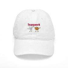 Cute Teamwork Baseball Cap