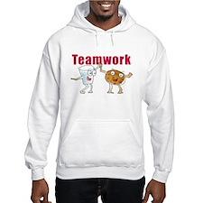 Cute Teamwork Hoodie