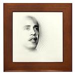 The Dream: Obama Framed Tile